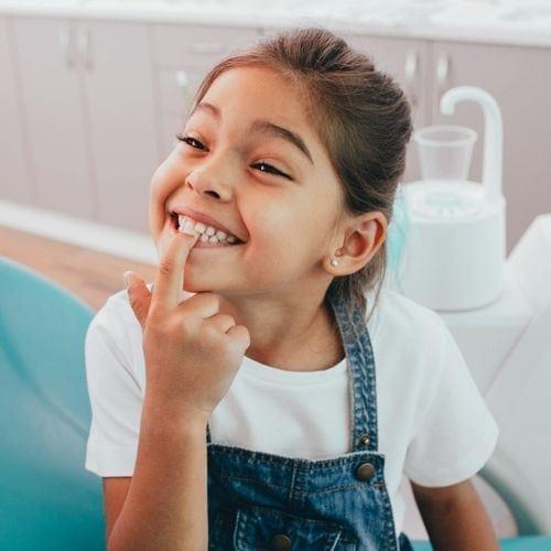 childrens dentistry service image